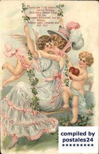 Poesie Engel Herz Frau Vers Schaukel Poesie