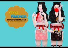 CAS / Femme / Kimono