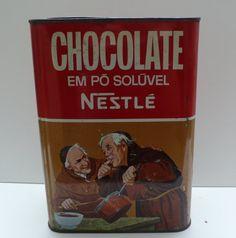 """""""Chocolate dos Padres"""" todo mundo chamava assim... (Brasil, 1960/70)"""