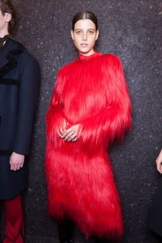 Backstage Pass: Milan Fashion Week Fall 2014 - Prada Fall 2014