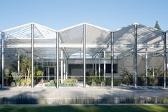Christchurch Botanic Gardens Visitor Centre | Architecture Now