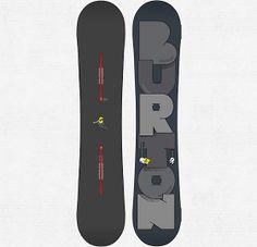 Super Hero Snowboard - Burton Snowboards