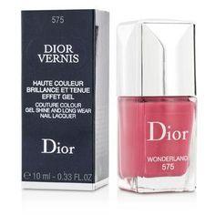 Dior Vernis Couture Colour Gel Shine & Long Wear Nail Lacquer - # 575 Wonderland - 10ml-0.33oz