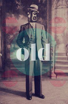 old. by CriativoJohn, via Flickr