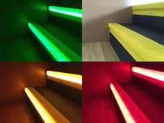 LumaGrip 2 Steps with RGB LED's. http://www.progripsystems.co.uk