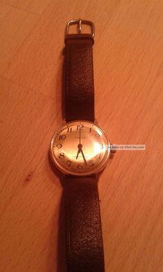 Ruhla Mechanische Herrenuhr Armbanduhren Bild