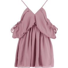 Boohoo Mora Chiffon Open Shoulder Skater Dress | Boohoo (430 ARS) ❤ liked on Polyvore featuring dresses, vestido, purple party dresses, bodycon dress, midi dress, party dresses and bodycon mini dress