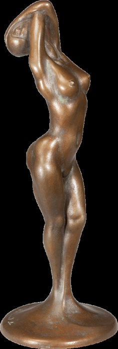 Luigi Colani - bronze sculpture