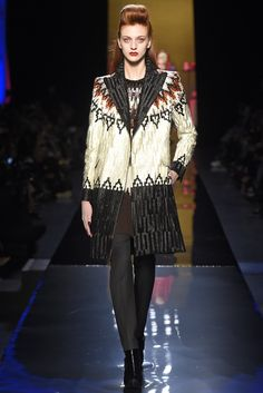 Jean Paul Gaultier Fall 2014 Couture – Vogue