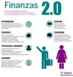 Finanzas 2.0: Oportunidades que ofrece el entorno digital a los profesionales financieros