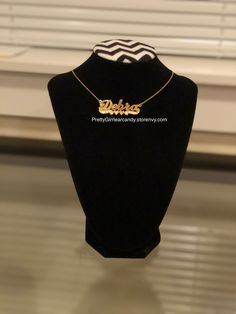 Add your custom name Name Necklace, Custom Jewelry, Names, Sweatshirts, Sweaters, Fashion, Moda, Personalized Jewelry, Fashion Styles
