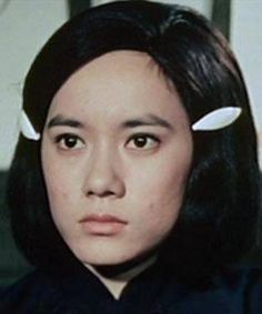 "Nora Miao photo from ""Fist of Fury"" or ""Chinese Connection"" Bruce Lee movie."