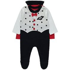 Halloween Vampire All in One with Cape | Baby | George