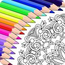 So relaxing! I  love having a coloring app on my phone ❤ lots of free content and a free trial to try the aspects of the app that are paid. If you don't want to pay there is still tons to do! 😊❤     Here we provide Colorfy: Coloring Book for Adults – Free V...