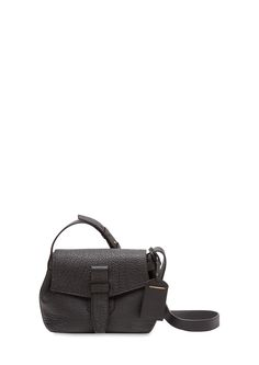 Charlie cross-body bag in black - Spring Summer 2015 collection