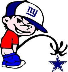 Cowboys. YUCK