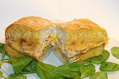 Vyšnios Bučinys: Keptas tuno sumuštinis