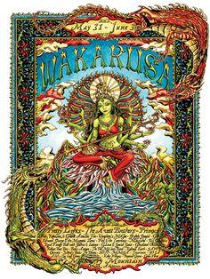 Edward Sharpe & The Magnetic Zeros - Wakarusa Festival - June 2012 - Mulberry Mountain, Arkansas