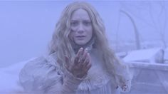Crimson Peak. Awesome. A trailer after a year. Only 9 more months to wait. You can produce a human being faster, but you won't get Guillermo del Toro! :/
