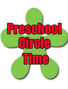 A full listing of preschool activities, pre K circle time ideas and creative learning activities for teaching preschoolers and toddler children in daycare.