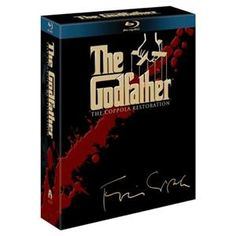 The Godfather Trilogy: The Coppola Restoration (4 Discs)