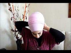HIJAB TUTORIAL: TURBAN HIJAB OR HEAD WRAP