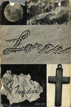 Lorca 3 Tragedies book cover by Alvin Lustig by Scott Lindberg, via Flickr