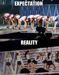 Expectation vs. Reality of every SoShi concert ending. LOL