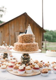 Cake and Cupcake stand - I will make