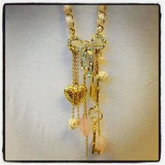 Perfect valentines day necklace!