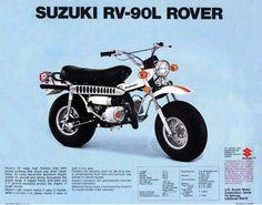SUZUKI RV-90L ROVER