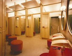 Day Spa locker rooms | ... day spa, which could be customized and implemented as needed at