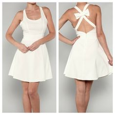 Tie The Knot Cocktail Dress  www.womensboutiqueclothing.com