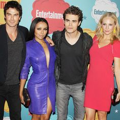 Here's What Kat Graham Can Tell You About Vampire Diaries Season 6: Kat Graham will be back on The Vampire Diaries when it returns to the CW on Oct.