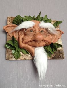 Commissions are CLOSED. My name is Shirley and I'm a self-taught sculptor. I create fantasy art dolls, mostly Trolls, Fairies and other fantasy creatures from polymer clay. After drawing and ...