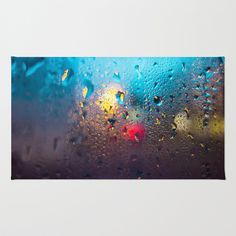 Condensation 09 - New Dawn Area & Throw Rug by Pete Edmunds - $28.00