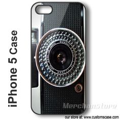 iPhone 5 Case Retro Camera Vintage R1 - Hard iPhone Cover Retro Camera, Vintage Cameras, Lens, Iphone, Cover, Klance, Lentils
