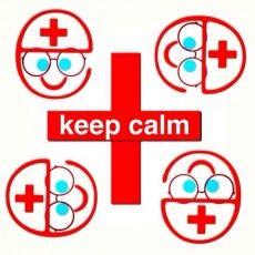 ''e'' #keep #calm +:)  #letthegoodthingsroll