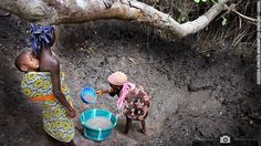 """""""Survival"""" highlights issues of water storage and infrastructure in Africa, where 345 million people don't have easy access to this life-giving resource."""