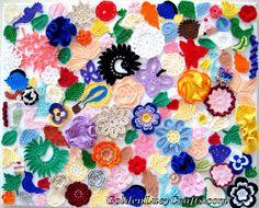 Crochet Wall Decor