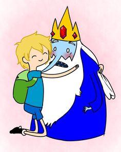 Otra Vez El Rey Helado Adventuretimehoradeaventura Ice King
