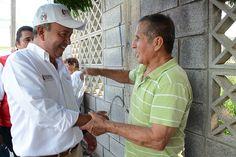 Visitando la Colonia Tampico-Altamira.