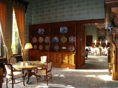 Ashford Castle interior