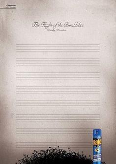 Brilliant and Creative Advertisement