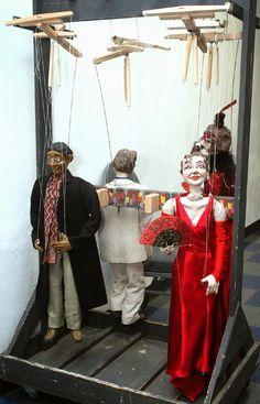 D'Arc Marionettes