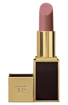 Tom Ford: Blush nude &Pink Dusk. Photo is Pink Blush...If Blush Nude were any more beige, my lips would blend in with my complexion. This is the perfect everyday pinkish-nude shade. It's muted en...