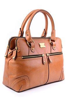 Modalu Pippa Shoulder Bag Tan 66