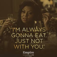 #CookieLyon #Empire #Taraji
