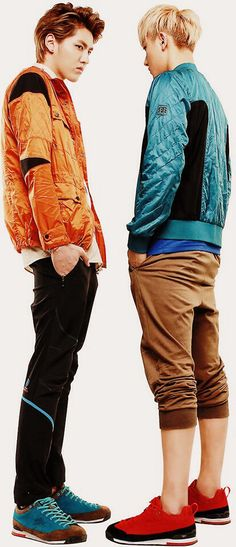 Taoris for KOLON Sports