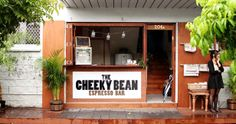 The Cheeky Bean Espresso Bar opens in West End